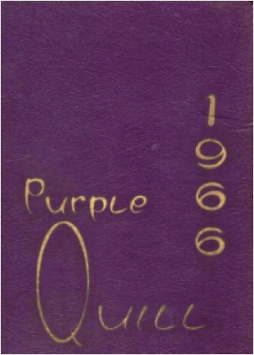 1966 Purple Quill