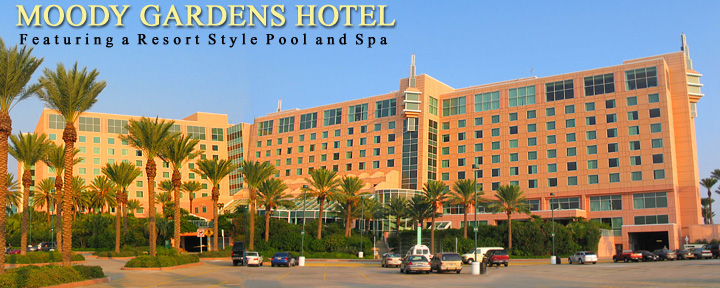 Accommodations - Hotels near moody gardens in galveston ...